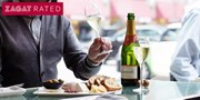 Pops for Champagne: 'First-Class' Night w/Bubbly & Apps