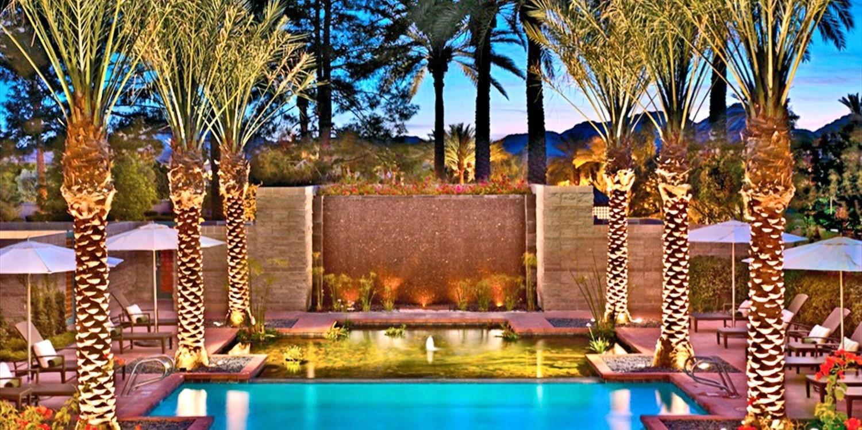 Scottsdale: Top-Rated Hyatt Spa Day w/Mineral Pool & Wine