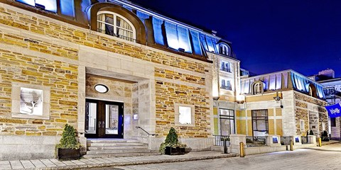 $189 -- 'Canada's Best' Quebec City Hotel, Reg, $299