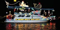 $19 -- Newport: Holiday Lights Cruise w/Drink, 50% Off
