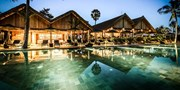 ¥124,000 -- 5つ星プール付130平米ヴィラ 世界遺産新リゾート4日間 朝食&送迎