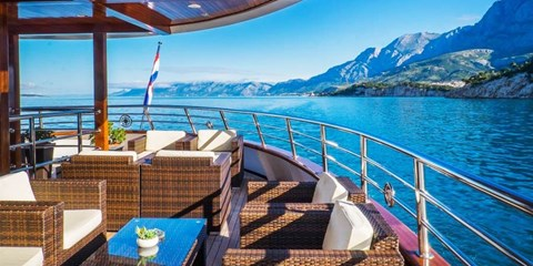 £799pp -- Croatia: Small-Ship Summer Island-Hop Cruise