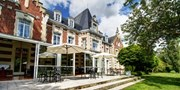 £147 -- France: Château Stay near Calais w/Meals