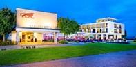 144 € -- Schlosshotel mit Menü & tollem Blick über Kassel