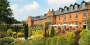 £125 -- Cheshire Country-House Stay inc Dinner, 42% Off