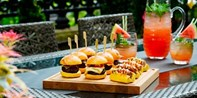 £29 -- Slider Platter & Cocktail Jug for 2 near London Eye