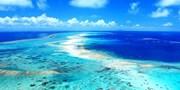 ¥33,400 -- 沖縄離島3日間 渚100選ビーチ徒歩1分ホテル×東洋一美しい浜観光