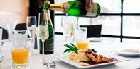 $35 -- Brunch & Unlimited Bubbly for 2, 55% Off