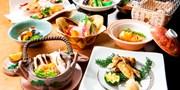 ¥14,800 -- 富士山を望む高級宿×松茸フルコース含む2食付 スイート1.9万も