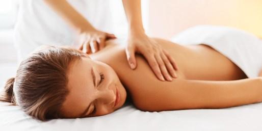 49€ -- Masaje corporal 1h en 3 centros a elegir, antes 100€