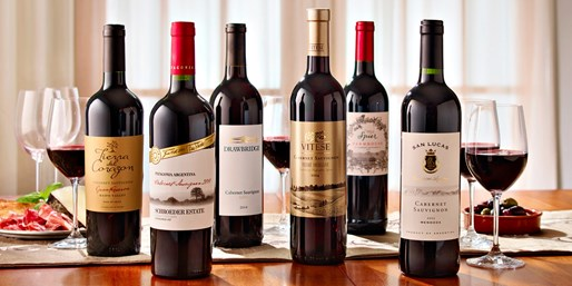 $59 -- Virgin Wines: 6 Expert-Selected Bottles w/Shipping