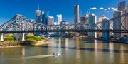$198 -- 2 Nts at 'Stunning' Brisbane City Hotel, Save 30%