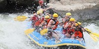 Ride the Rapids of WV's New or Gauley River thru October