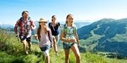 ab 237 € -- 5 Wandertage in Hinterglemm mit Verwöhnpension