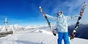 ab 338 € -- Hinterglemm: Ski Opening m. Frühstück & Skipass