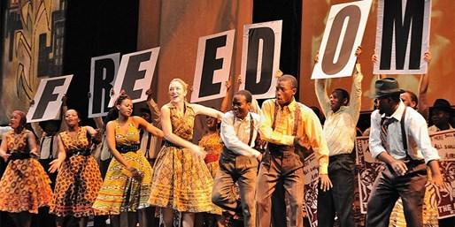 £13.75 & up -- 'Inspirational' Nelson Mandela Celebration