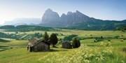 ab 884 € -- Dolomiten: Radrlaub & HP auf der Seiser Alm