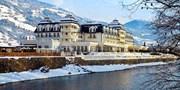 189 € -- Weltbestes Wellnesshotel in Osttirol mit Menü, -50%