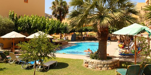 ab 377 € -- 1 Woche Kreta mit Halbpension & Flug