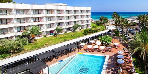 488 € -- Ausgezeichnetes Hotel auf Mallorca & Flug, -30%