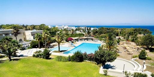 388 € -- 1 Woche Inselurlaub auf Kos mit All Inclusive, -31%