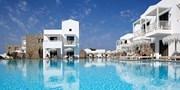 644 € -- Schickes Boutique-Hotel auf Kos mit HP & Flug, -43%