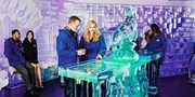 World's Largest Ice Bar: 40% Off Cocktails for 2