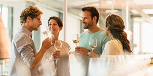 £15 -- Exclusive Wine Event w/Tastings at Canary Wharf