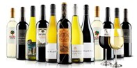 £49 -- 12 Bottles of Wine & Free Glasses, 60% Off (exc P&P)