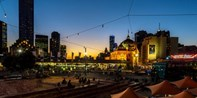 $14pp -- 90-Minute Walking Ghost Tour of Melbourne, 52% Off