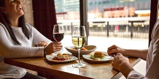 'Best Wine Bar': Wine Flights & Cheese at Riverside Hideaway