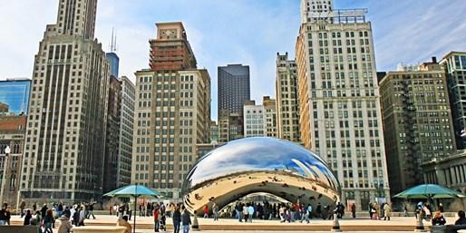 $67 -- Weekends at Chicago Loop Hotel near Willis Tower