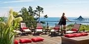 159-179 € -- Urlaub am Ostseestrand mit Gourmetmenüs, -46%