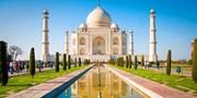 ¥120,000 -- 燃油込インド6日間 ビジネスクラス×8世界遺産観光 11食付
