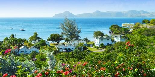 £899pp -- Caribbean: St Kitts & Nevis Beach Holiday, 42% Off