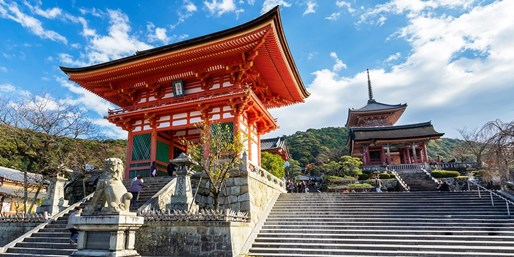 $2999 -- Week-Long Japan Holiday inc Mt Fuji & Hiroshima