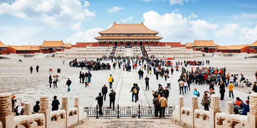 £888pp -- China: 9-Night Guided Tour w/Flights, Was £1499