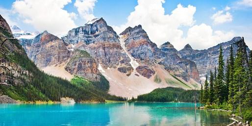 $4899 -- Rockies Tour & Alaska Cruise inc Flights, Reg $9799