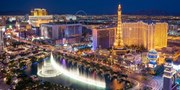 $2999 -- New York, Canada & Vegas Tour w/Flights, $2599 Off