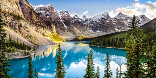 $6299 -- Alaska Cruise & Rockies Tour in Luxe Hotels w/Flts