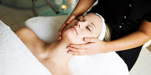 £59 -- Spa Day for 2 w/Massage or Facial Each, up to 55% Off
