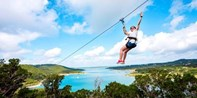 $85 -- Zip-Lining Adventure on Lake Travis, Save over 25%