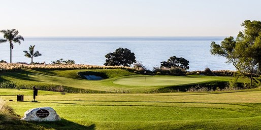 $59 & up -- Terranea Resort: Private Seaside Golf Lessons
