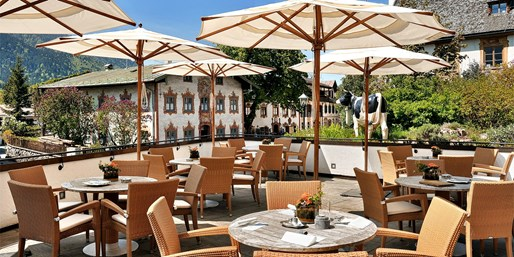 149 € -- Luxustage in Oberammergau mit Dinner, -59%
