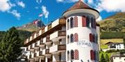 149 € -- Davos: 3 Tage im Turmhotel mit Dinner, -43%
