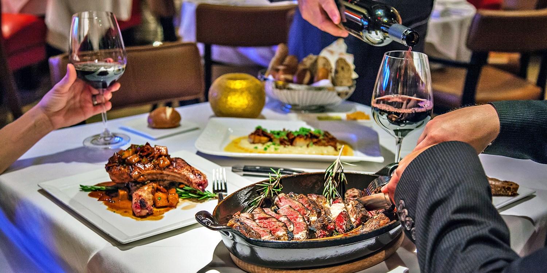 $75 -- PGA National Resort & Spa: Dinner for 2, Reg. $125