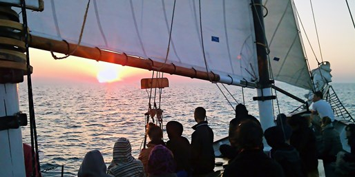 $25 -- Tall Ship Sail w/Drinks: 3 Weeks Only in Kenosha