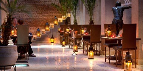 95€ -- Marrakech : palais 5* Art Déco & Spa, jsq -59%