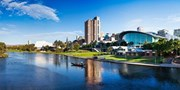 $109 -- Adelaide: Exec Stay at Deluxe Hotel w/Wine, Save 57%