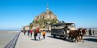 69 € -- Normandie: Romantik-Hotel bei Mont St. Michel, -40%